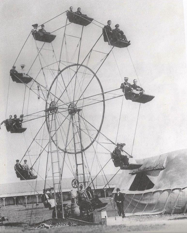 not Ferris Wheel